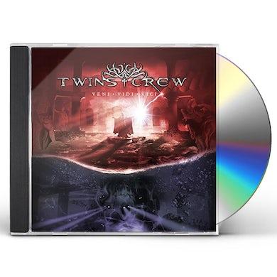 TWINS CREW VENI VIDI VICI CD