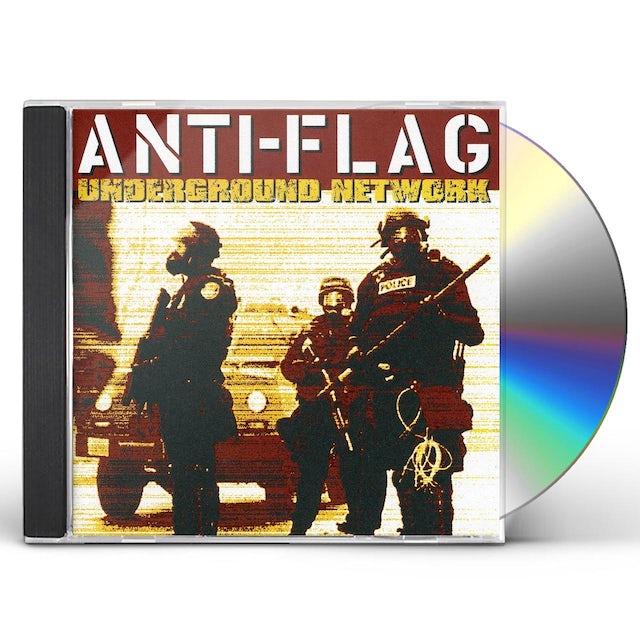Anti-Flag UNDERGROUND NETWORK CD