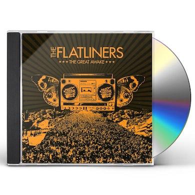 The Flatliners GREAT AWAKE CD
