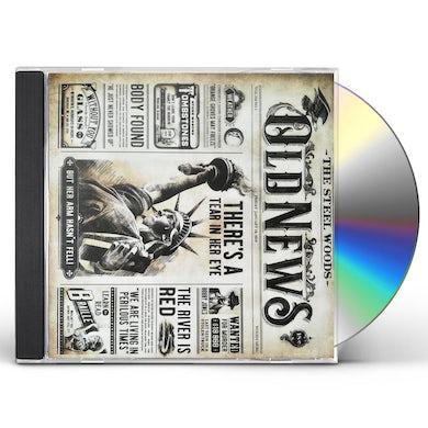 Steel Woods Old News CD