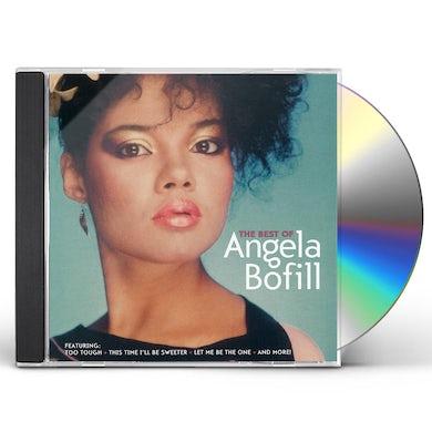 Angela Bofill Best Of CD