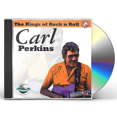 Carl Perkins KINGS OF ROCK N ROLL CD