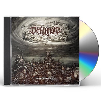 Dehuman GRAVEYARD OF EDEN CD