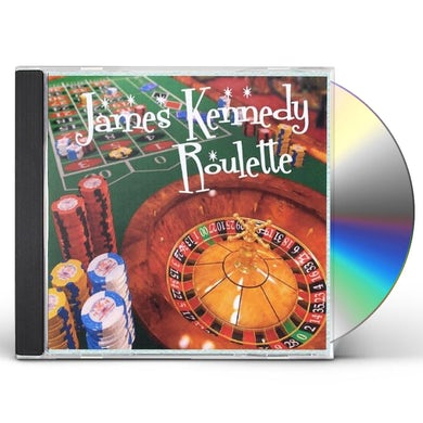 James Kennedy ROULETTE CD