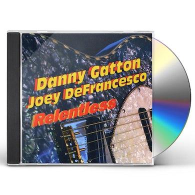 Danny Gatton RELENTLESS CD