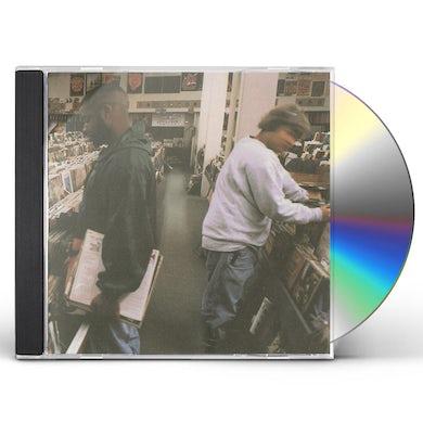 Dj Shadow ENDTRODUCING CD