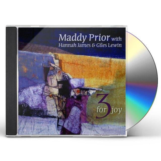 Maddy Prior 3 FOR JOY CD