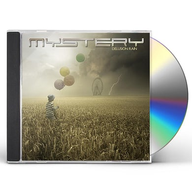 Mystery DELUSION RAIN CD