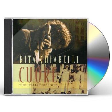 Rita Chiarelli CUORE: THE ITALIAN SESSIONS CD