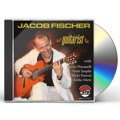 GUITARIST CD
