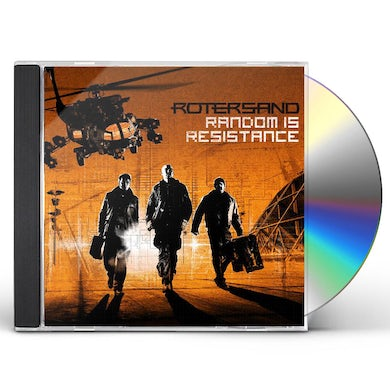 Rotersand RANDOM IS RESISTANCE CD
