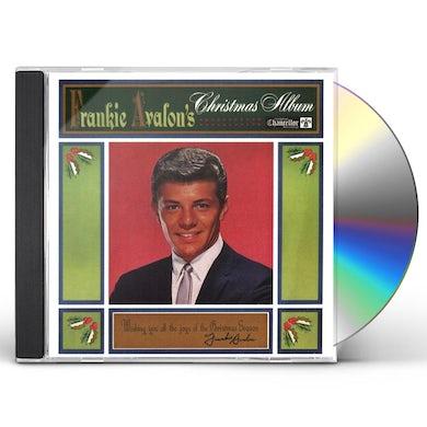 Frankie Avalon CHRISTMAS ALBUM CD