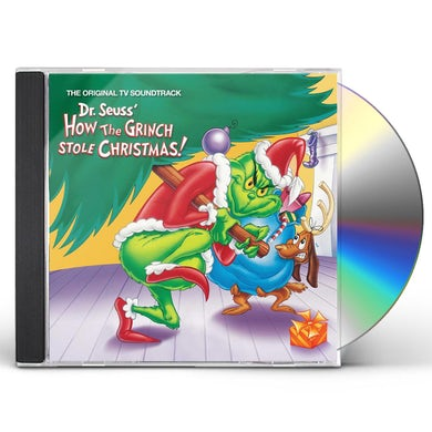Dr. Seuss' How The Grinch Stole Christmas! The Musical & Joshua Rosenblum Dr. Seuss' How The Grinch Stole Christmas! (OST) CD