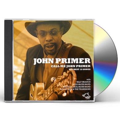 CALL ME JOHN PRIMER CD