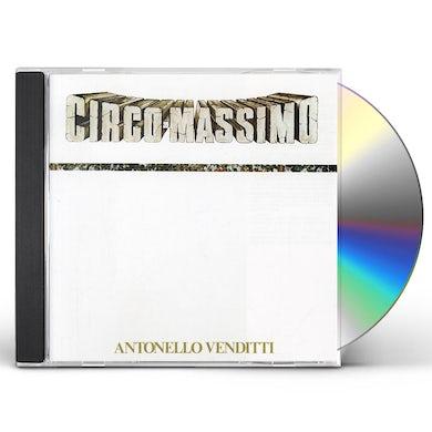 Antonello Venditti CIRCO MASSIMO CD