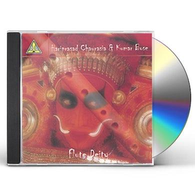 Hariprasad Chaurasia FLUTE DEITY CD
