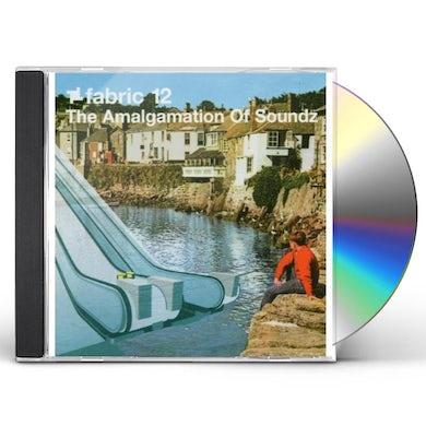 Amalgamation Of Soundz FABRIC 12 CD