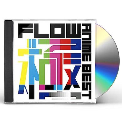 Flow ANIME BEST KIWAMI CD