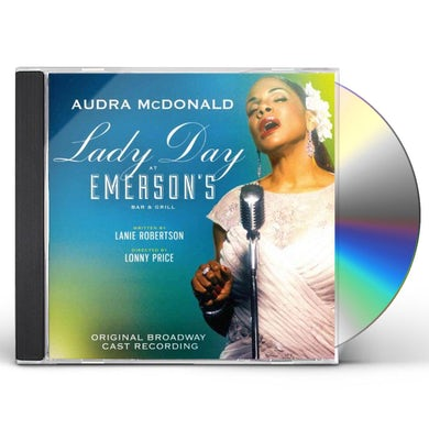 Audra McDonald LADY DAY AT EMERSON'S BAR & GRILL / O.B.C.R. CD