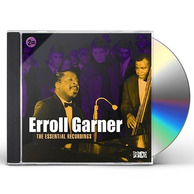 Erroll Garner ESSENTIAL RECORDINGS CD