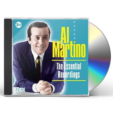 Al Martino ESSENTIAL RECORDINGS CD