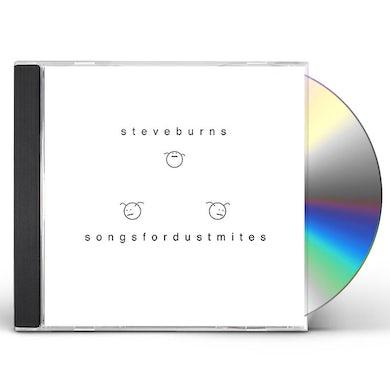 Steve Burns SONGS FOR DUSTMITES CD