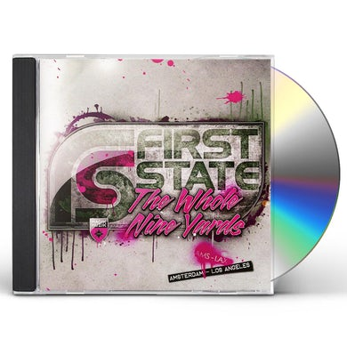 First State WHOLE NINE YARDS CD