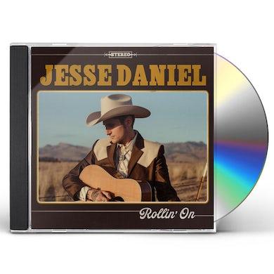 Jesse Daniel ROLLIN' ON CD