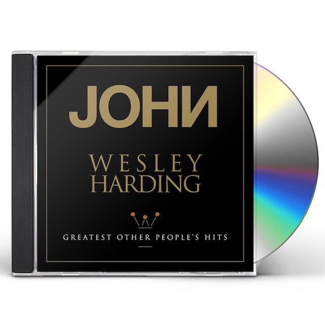 John Wesley Harding GREATEST OTHER PEOPLE'S HITS CD