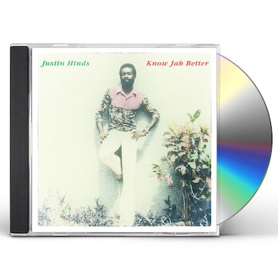 Justin Hinds KNOW JAH BETTER CD