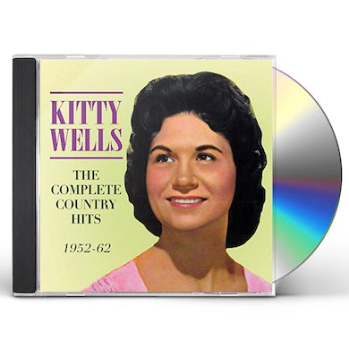 Kitty Wells COMPLETE COUNTRY HITS 1952-62 CD