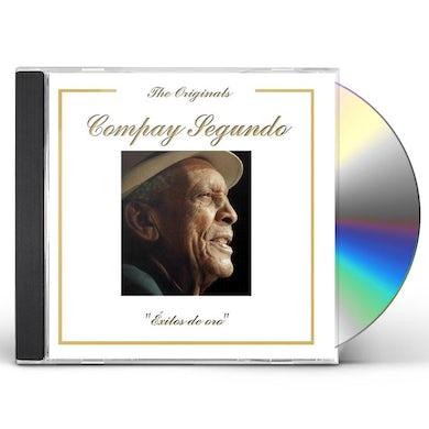 Compay Segundo EXITOS DE ORO: ORIGINALS CD