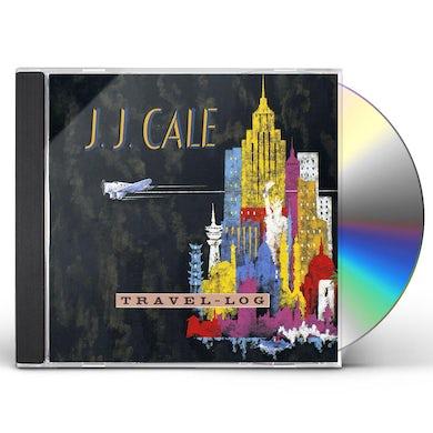 J.J. Cale TRAVEL LOG CD