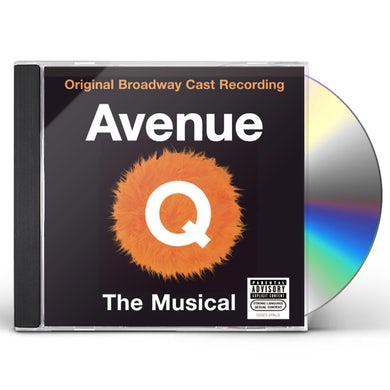 Original Cast  Avenue Q (OCR) CD