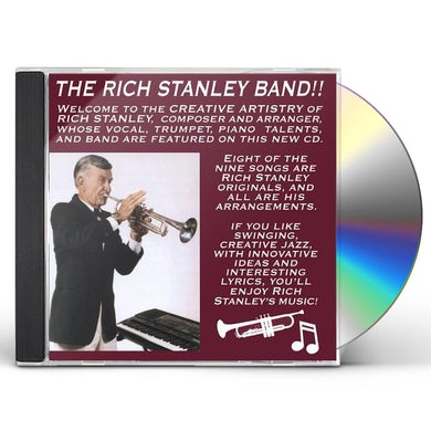 CREATIVE ARTISTRY OF RICH STANLEY CD