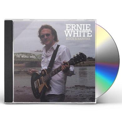 Ernie White ROCK & RARITIES CD