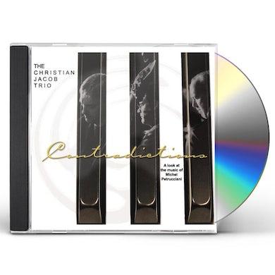 Christian Jacob CONTRADICTIONS: MUSIC OF MICHEL PETRUCCIANI CD
