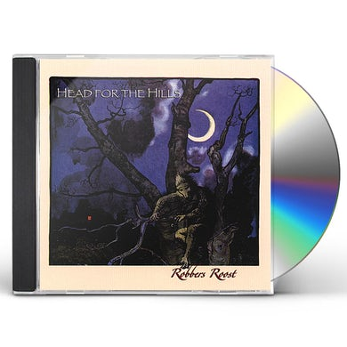 Head for the Hills ROBBERS ROOST CD