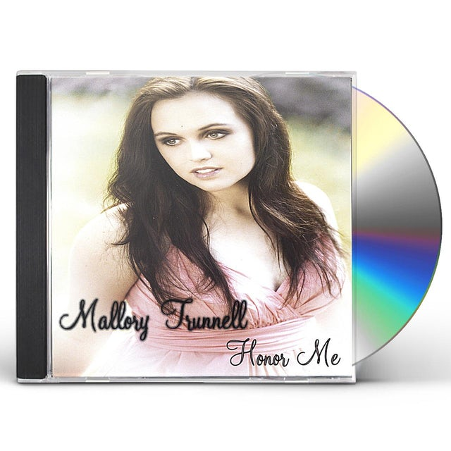 Mallory Trunnell HONOR ME CD