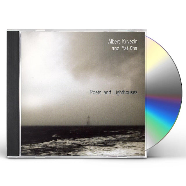 Albert Kuvezin & Yat-Kha POETS & LIGHTHOUSES CD
