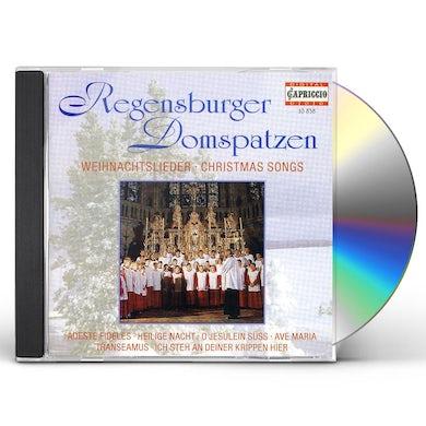 Regensburger Domspatzen CHRISTMAS SONGS CD