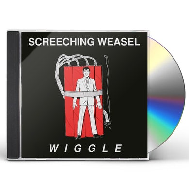 Screeching Weasel WIGGLE CD