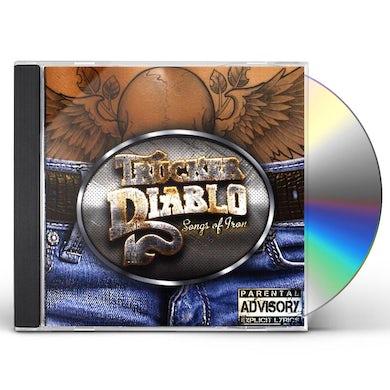 Trucker Diablo SONGS OF IRON CD