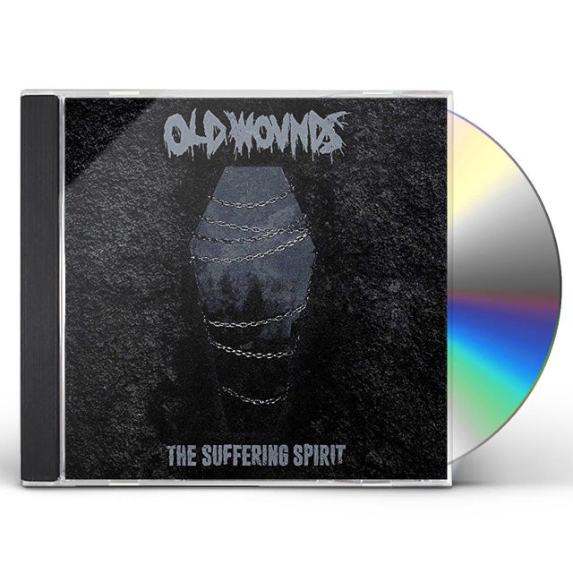 Old Wounds SUFFERING SPIRIT CD