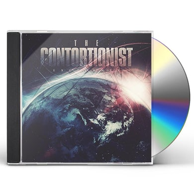 Contortionist EXOPLANET CD