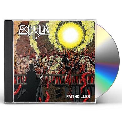 EXTINCTION AD FAITHKILLER CD