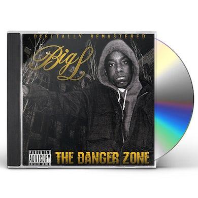 Big L DANGER ZONE CD