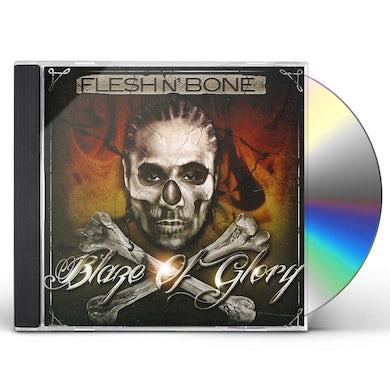 Flesh N Bone BLAZE OF GLORY CD