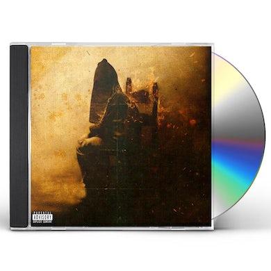 Vinnie Paz BURN EVERYTHING THAT BEARS YOUR NAME CD