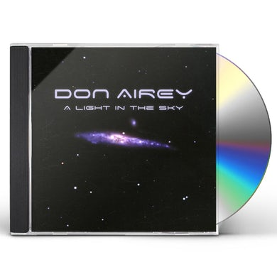 Don Airey LIGHT IN THE SKY CD